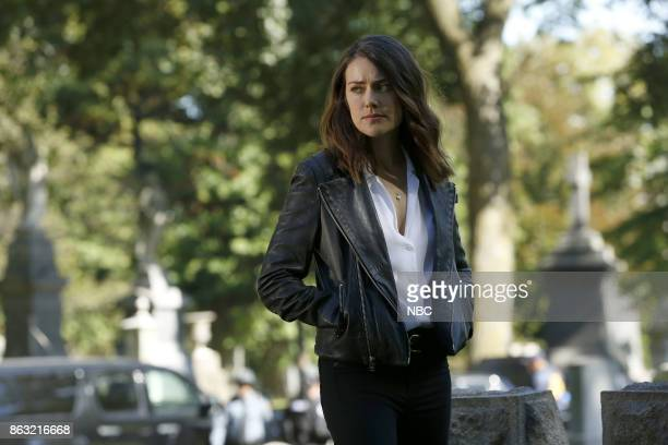THE BLACKLIST 'The Travel Agency' Episode 506 Pictured Megan Boone as Elizabeth Keen
