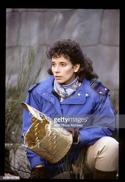 MACGYVER 'The Treasure of Manco' Airdate February 12 1990 SALDANA