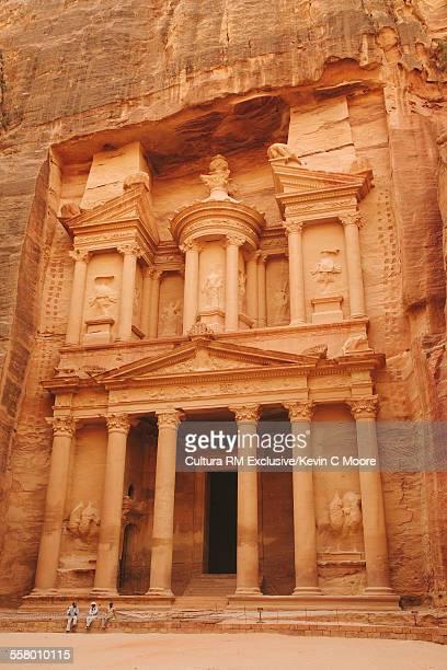 The Treasury, Petra, Maan, Jordan