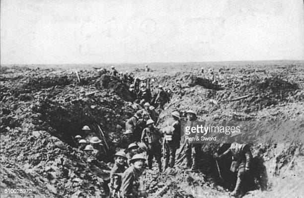 The Trenches of Arras France