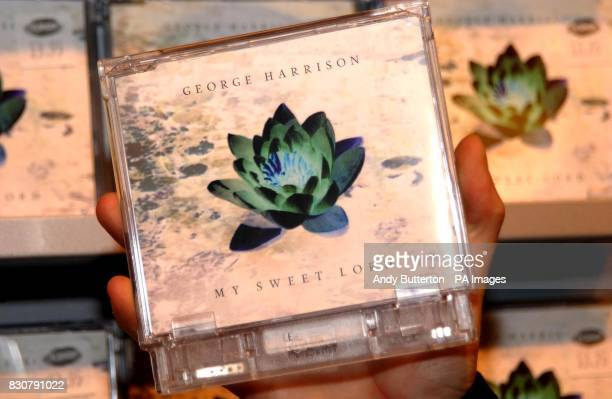 The tribute single to the late Beatle George Harrison is released in aid of charity The reissue of his 1971 hit My Sweet Lord follows huge public...