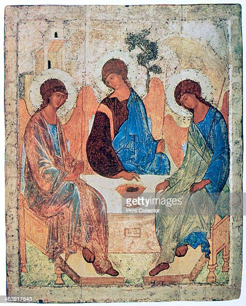 'The Trinity of Roublev' c1411