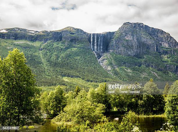 The tripple waterfall