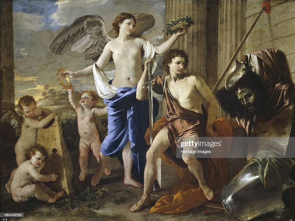The Triumph of David 1630 Found in the collection of the Museo del Prado Madrid