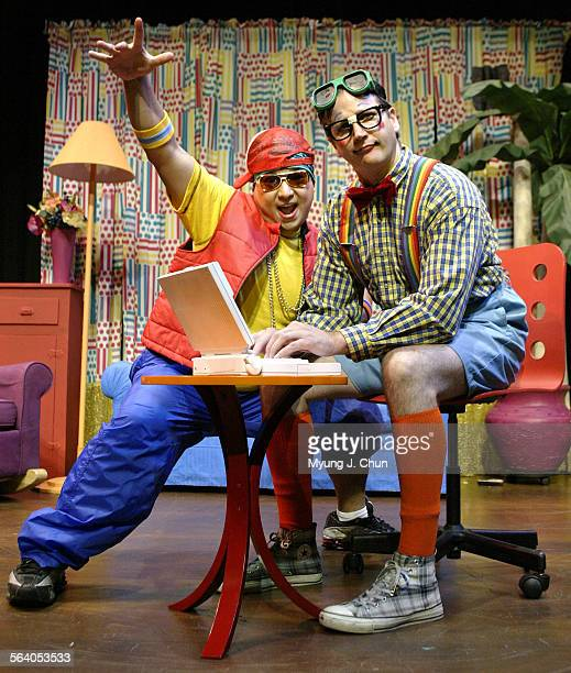 The Troubadour Theatre Company's Funky Punks Simon Yin Timothy Groff and the rest of the cast bring Vaudeville slapstick and clowning to their new...