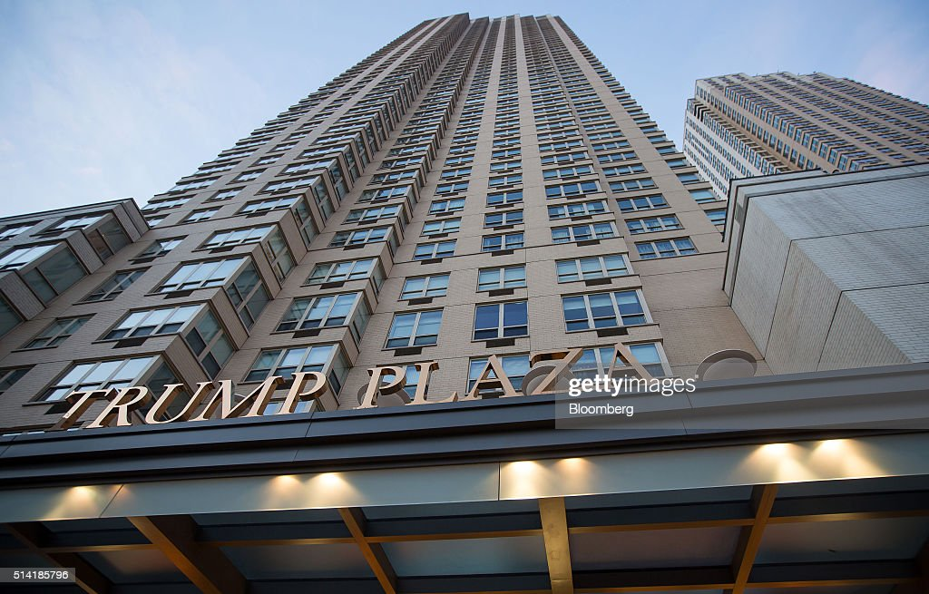 Trump bay street development as tower sought finance from for Trump tower jersey city rentals