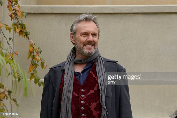 WAREHOUSE 13 'The Truth Hurts' Episode 420 Pictured Anthony Head as Paracelsus