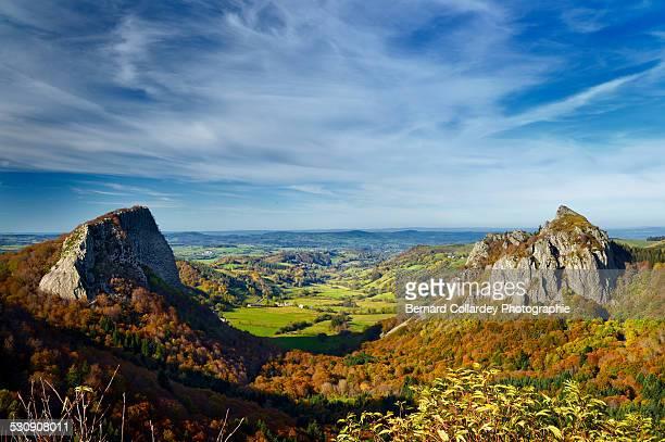 The Tuilières and Sanadoire rocks