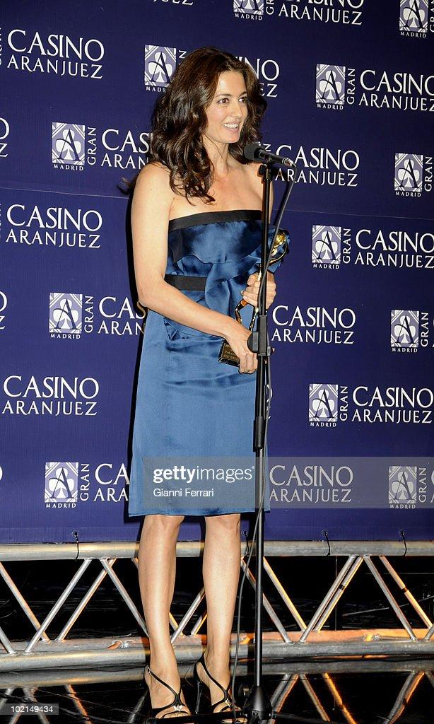 The TV presenter Jose Toledo, winner of the award 'Golden Antenna', 27th September 2009, 'Gran Casino de Aranjuez', Aranjuez, Madrid.