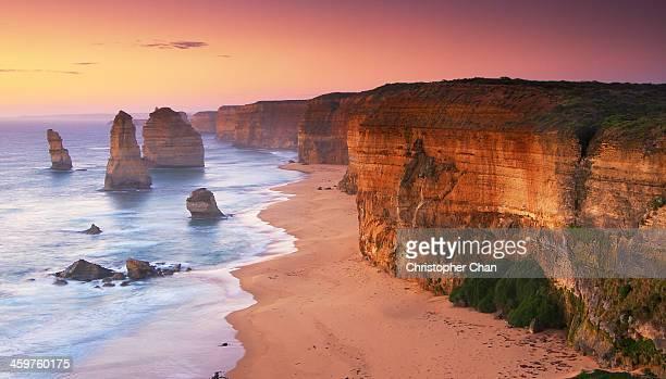 The Twelve Apostles at sunrise (Great Ocean Road)