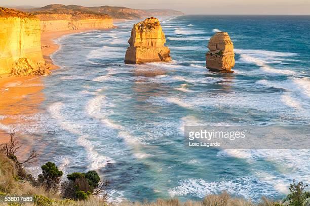 The Twelves Apostles on the Great Ocean Road