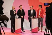 DEU: SPD Leadership Candidates Hold Debate