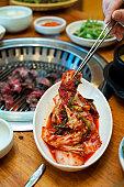 The Ubiquitous Kimchi