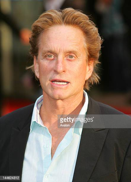The UK Premiere of You Me and Dupree at the Odeon Leicester Square London Michael Douglas 22nd August 2006 Job 14435