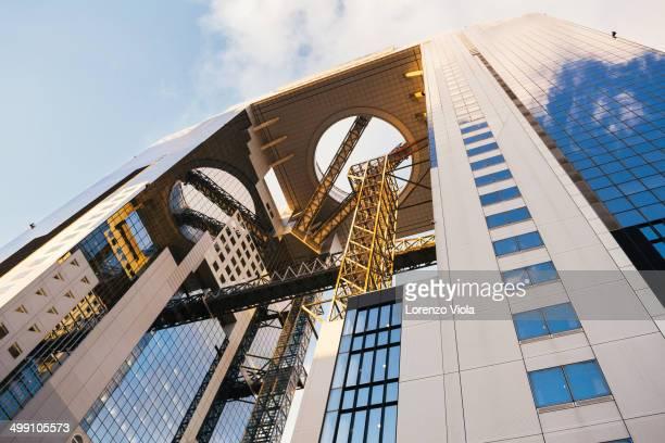 CONTENT] The Umeda Sky Building Osaka Japan
