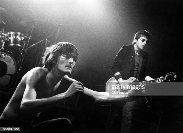 The Undertones Feargal Sharkey Damian O'Neill Lux Herenthout Belgium