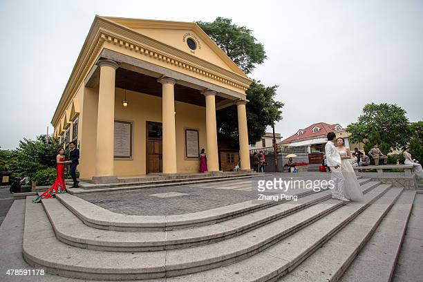 The Union Church founded in 1863 by Dutch missionary and medical doctor John Abraham Otte was the first Western religious structure built on Gulangyu...