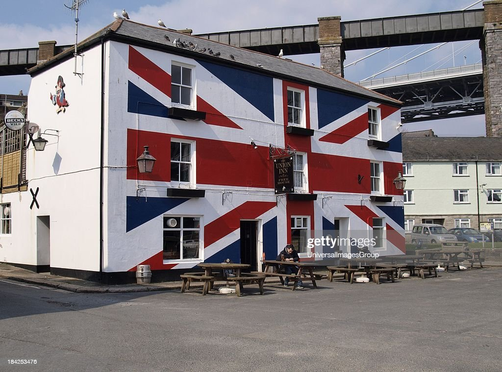 The Union Inn Saltash Cornwall UK