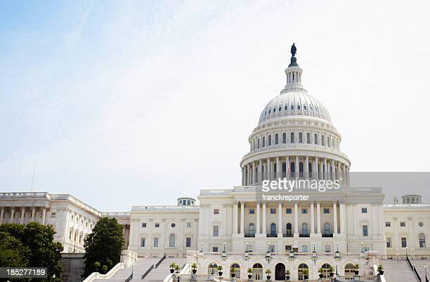 The United States Capitol building - Washington DC