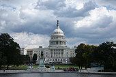 The United States Capitol Building, Washington DC, USA