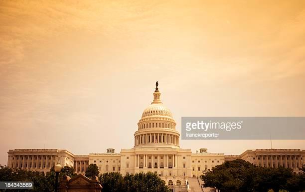 The United States Capitol  - Washington DC
