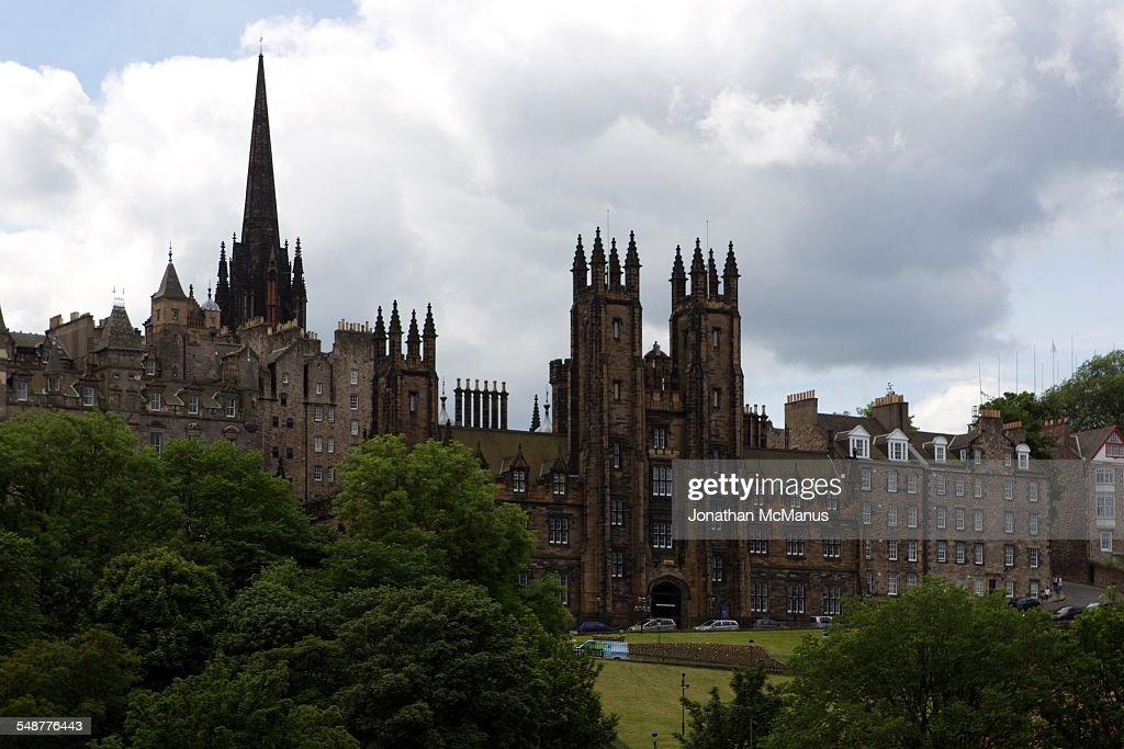 The University of Edinburgh taken on 22 June 2014