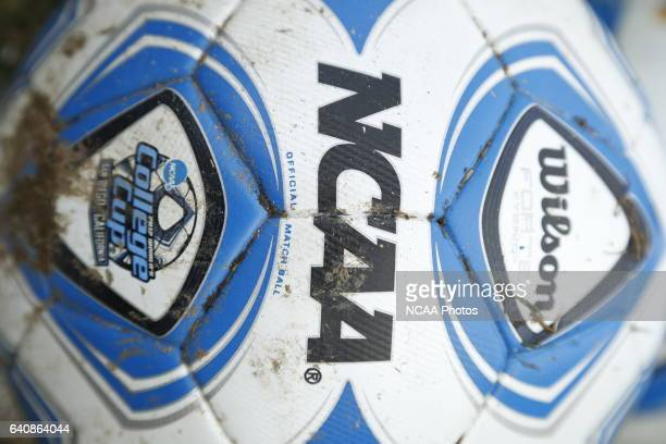 The University of North Carolina takes on Penn State University during the Division I Women's Soccer Championship held at Torero Stadium on the...