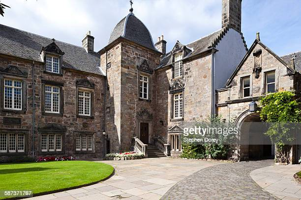The University of St Andrews, Fife, Scotland, UK