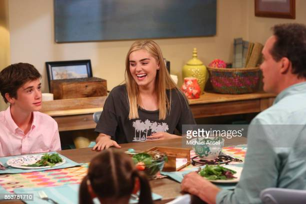 HOUSEWIFE 'The Uprising' Katie struggles with Taylor and AnnaKat's defiance as AnnaKat decides she's now a vegetarian and Taylor dies her hair blonde...