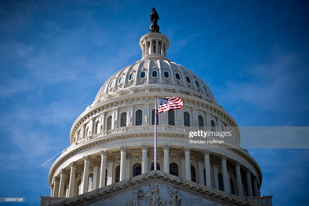 The U.S. Capitol is seen on November 19, 2011 in Washington, DC. The Joint Select Committee on Deficit Reduction, or super committee, which faces a Wednesday deadline to reach a deficit reduction agreement, planned to meet over the weekend.