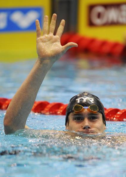 Resultado de imagen de Peter Marshall swimmer world record