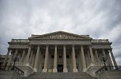 The US Senate side of the US Capitol is seen in Washington DC November 5 2014 Republicans captured a majority in the US Senate on Tuesday in a...