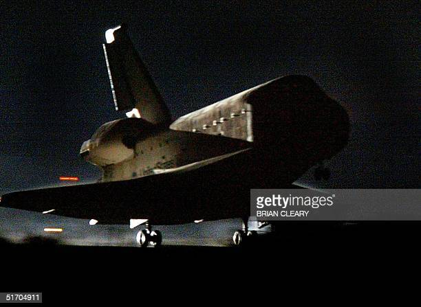 space shuttle columbia final moments - photo #48