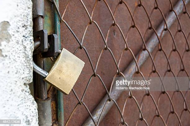 The use of padlocks in Cuba to avoid robbery and trespassing is a common practice