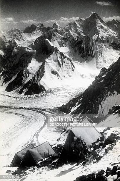 The V field of the Italian expedition to K2 1954 Biella Fondazione Sella Istituto Di Fotografia Alpina Vittorio Sella