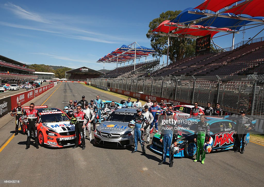 Supercars Clipsal Previews Photos And Images Getty Images