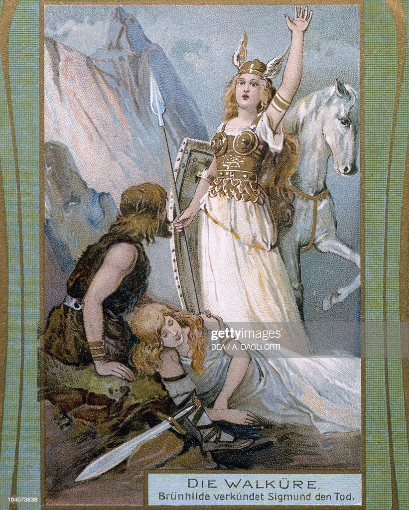 the valkyrie by richard wagner pictures getty images