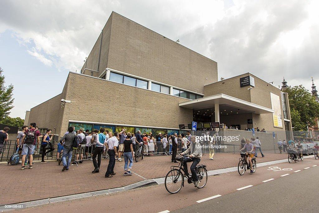The van Gogh Museum