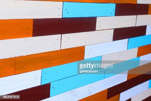 the variety color on wooden background : Stock Photo