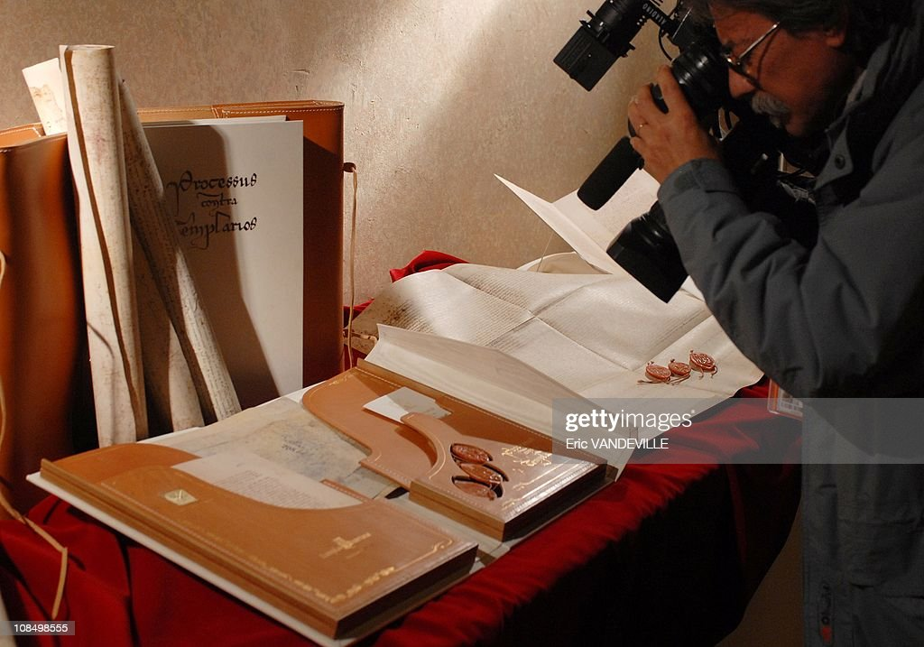 Image result for Vatican Publishes Knights Templar Papers