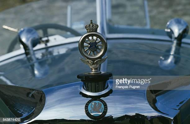 The Vauxhall emblem