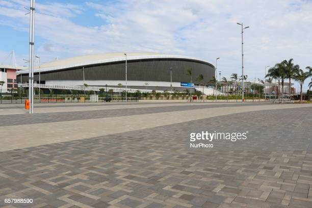 The Velodrome of the Olympic Park needs to be under 24hour airconditioning cooling since it was inaugurated This occurs because the heat of the...