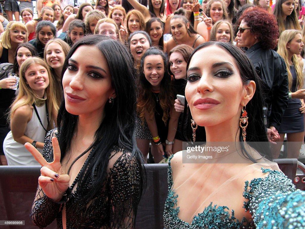 28th Annual ARIA Awards 2014 -  Selfie Cam