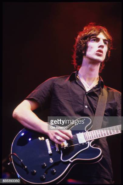 The Verve Richard Ashcroft Pinkpop Festival Landgraaf Holland