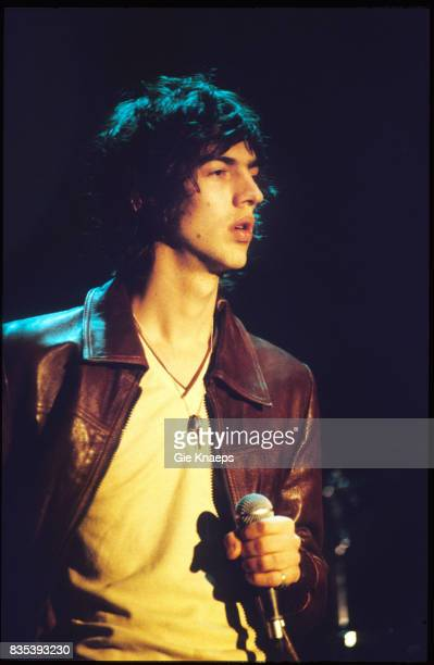 The Verve Richard Ashcroft Vaartkapoen Brussels Belgium