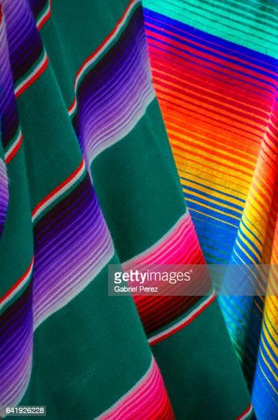 The Vibrant Folk Art of a Saltillo Textile