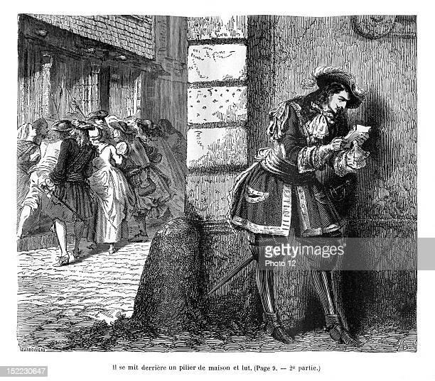 The Vicomte de Bragelonne Edition 1871 Alexandre Dumas Private collection