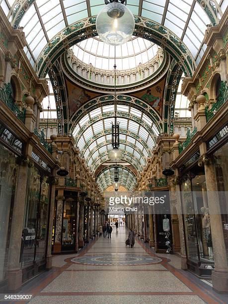 The Victoria Quarter Arcade Leeds