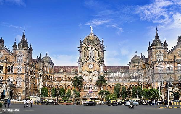 The victoria Terminus Mumbai