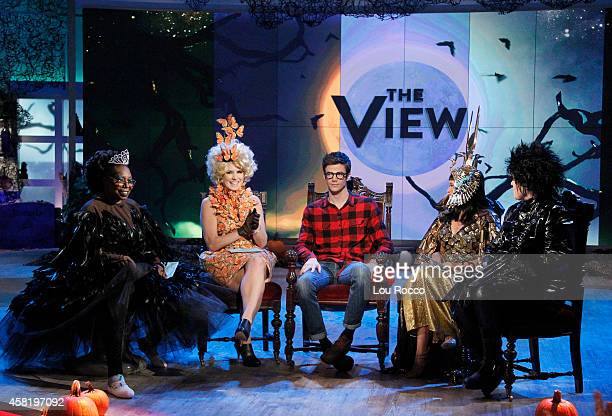 THE VIEW 'The View' celebrates Halloween on Friday October 31 2014 'The View' airs MondayFriday on the ABC Television Network DONNELL